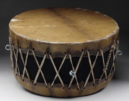Otoe-Missouria Drum